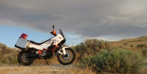 KTM at Antelope